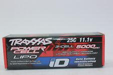 Traxxas 2832 Power Cell LiPo Akku 5000mAh 3S 11,1V 25C iD-Stecker NEU