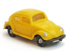 IMU VW-Brezel-1 - PKW VW Brezelkäfer gelb - Spur N - NEU
