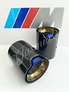 60MM M PERFORMANCE MPE EXHAUST TIP M135i M140i M235i M240 M340 335 435 440 Z4 X6