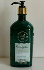 NEW! BATH & BODY WORKS AROMATHERAPY ESSENTIAL OIL BODY LOTION - EUCALYPTUS