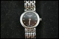 TISSOT WOMAN WATCH SAPPHIRE CRYSTAL STAINLESS WATER RESIST SWISS MADE T058009A