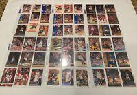 Kevin Johnson NBA Trading Cards Lot of 54 Topps Fleer Upper Deck Phoenix Suns #7