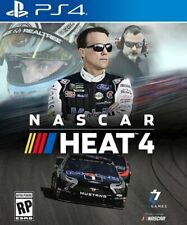 PLAYSTATION 4 - NASCAR HEAT 4 - BRAND NEW - FREE SHIPPING - PS4 GAME 2019