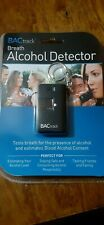 Bactrack breath alcohol detector New