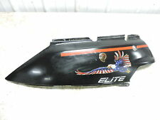 90 Honda CH250 CH 250 Elite Scooter left rear side cover panel cowl fairing