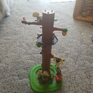 RARE 2000 Rugrats Burger King COMPLETE Set Towering Tree House