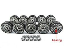 Mato 1/16 Russian T34-85 Metal Road Wheels With Bearings MT183