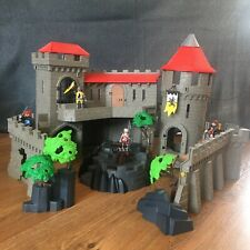 Playmobil 4865 Lion Knights Castle with Instructions - Not Complete