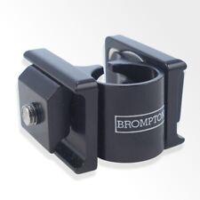 Brompton Saddle Pentaclip - Black edition stock part
