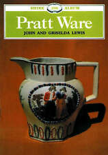 NEW Pratt Ware: An Introduction (Shire Library) by John Lewis