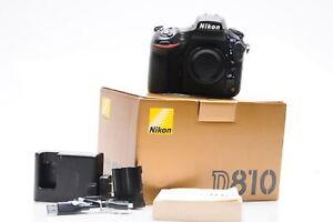 Nikon D810 36.3MP Digital SLR Camera Body #534