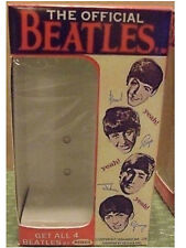 BEST! THE Beatles Remco doll Display box figure MUST SEE FEEDBACK