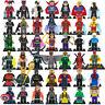 LEGO Minifigures 42 pezzi | Avengers DC Supereroi Mini figure ironman venom