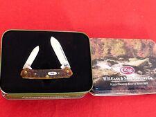Case XX USA MIB 10 dot 2000 62132 butterbean canoe bare head bone knife dg
