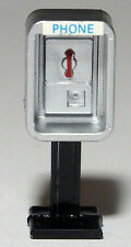 Public Pay Telephone    Phone    1/43    O scale On30 On3 Figures People !