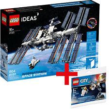 LEGO® Ideas 21321 Internationale Raumstation NEU OVP Blitzversand inkl. Polybag!