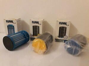 Fluval G3 Außenfilter, Filtereinsatz, Filterpatrone, NO3, PO4, Fein Pre Filter