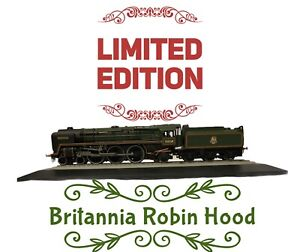 Limited Edn Corgi ST97703 Britannia Robin Hood With Certificate Of Authenticity