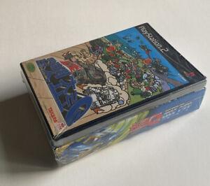 Shin Combat Choro Q New Factory Sealed Box Playstation 2 PS2 Import Korea RARE!