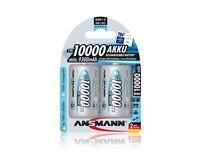 Akku Ansmann Mono D 10000mAh / 1,2V 2erBlister 119584