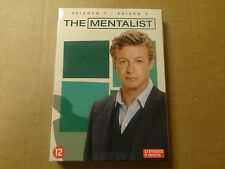 5-DISC DVD BOX / THE MENTALIST - SEIZOEN 3