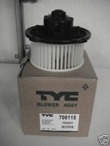 1998-1999 ISUZU RODEO BLOWER MOTOR ASSEMBLY NEW 0115