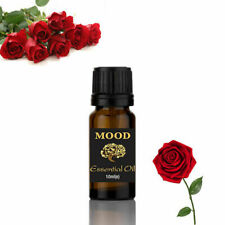 Mood Essential Oils Pure & Natural Aromatherapy - 10ml - Rose