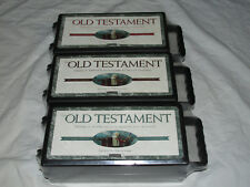 BRAND NEW & SEALED The Old Testament Charles Freed 42 Cassettes FREE SHIPPING