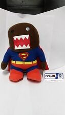 "Superman Domo Kun Domo 10"" Plush Doll Toy DC Comics  2014 New With Tags"