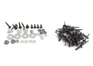 NEW GENUINE BMW 3 Series E46 Front Bumper Hardware Installation Kit 2293995 OEM