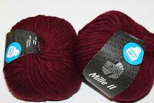 Wolle Kreativ! Lana Grossa - Mille II - Fb. 72 burgund 50 g