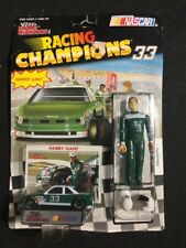 RACING CHAMPIONS HARRY GANT#33 OLDSMOBILE 1/64 CAR, CARD, STAND & FIGURE