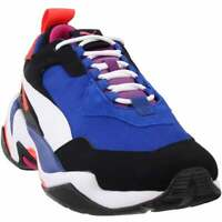 Puma Thunder 4 Life Lace Up  Mens  Sneakers Shoes Casual   - Blue