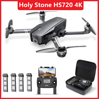 Holy Stone 4K HS720 Foldable RC Drone with HD Camera 5G GPS Brushless Quadcopter