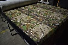 "Realtree AP Cotton Poly Comfort Twill Camo Fabric 60"" W Camouflage Apparel Soft"