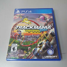 Trackmania Turbo (Sony PlayStation 4) (B2000) brand new