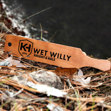 Knight & Hale Double Sided Kh120Wp-T Wood Box Turkey Call Wet Willy