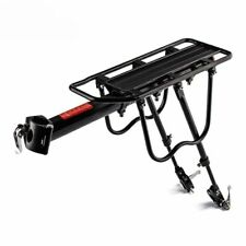150kg Capacity Bicycle Racks Aluminum Alloy Bicycle Luggage Carrier Mtb Bicycle