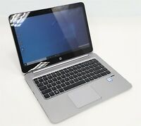 "HP EliteBook Folio 1040 G3 Laptop i5-6300U 2.4GHz 256GB SSD 8GB 14"" WIN 10 *"