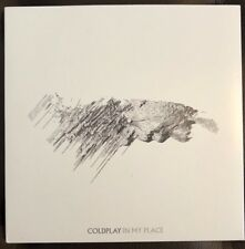 "Coldplay - In My Place / One I Love - 7"" Single 45 RPM OOP Vinyl UK Import"