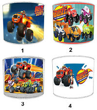 Abat-Jour Idéal Correspond à Blaze & The Monster Machines Literie Set & Lit