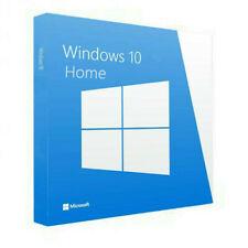 WINDOWS 10 HOME KEY 32 / 64BIT ACTIVATION CODE LICENSE WIN 10 HOME LIFETIME 1 PC