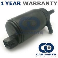 FOR JAGUAR S-TYPE (2001-2007) FRONT SINGLE OUTLET WINDSCREEN WASHER PUMP