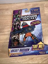 Guardians Of The Galaxy Galactic Battlers Rocket Raccoon Figure NEW in Package