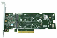 Dell JV70F 0JV70F SSD M.2 PCIe x2 Solid State Storage Adapter Card