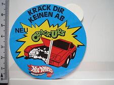 Aufkleber Sticker Mattel -  Hot Wheels - Crack UPS - V2 (1848)