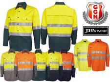 Classic JBS Long Sleeve Casual Shirts for Men