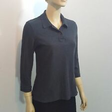 Sportscraft Cotton Blend Machine Washable Solid Tops & Blouses for Women