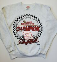 Vintage Dale Earnhardt Winston Cup Champion 1994 Fleece Sweatshirt Mens Medium