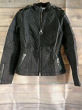 NWT Barbour Folco Women's Extractor Quilted Insulated Winter Jacket Sz UK 10